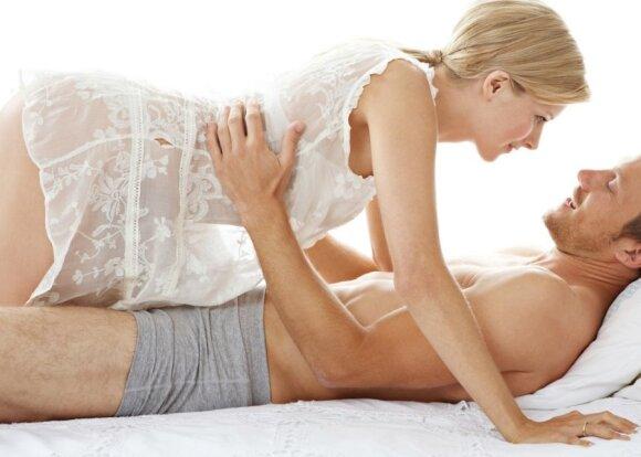 Kas moteris lovoje atstumia nuo vyrų?