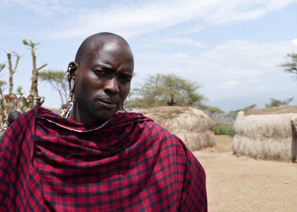 Lietuvės kelionė Tanzanijoje: visi juokėsi, kai genties apeigose pasielgiau nederamai