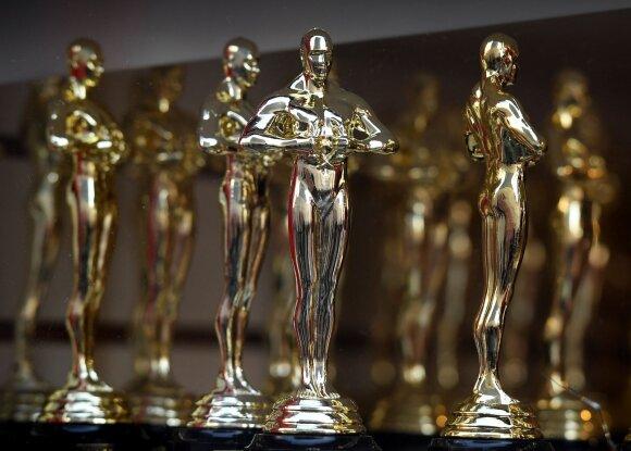 """Oskarų"" statulėlės"