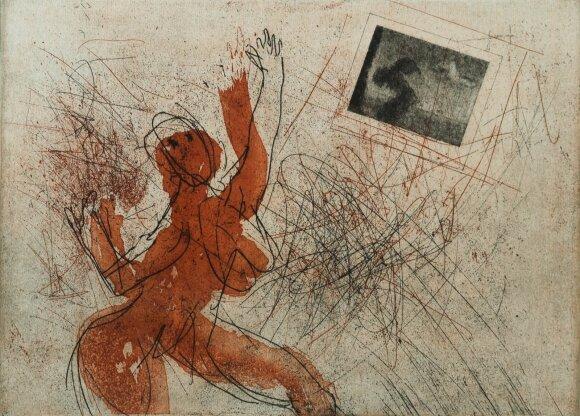 Arūnas Gelūnas. Peizažo tyrimai (1994)
