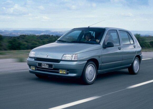 Renault Clio (1990 m.)
