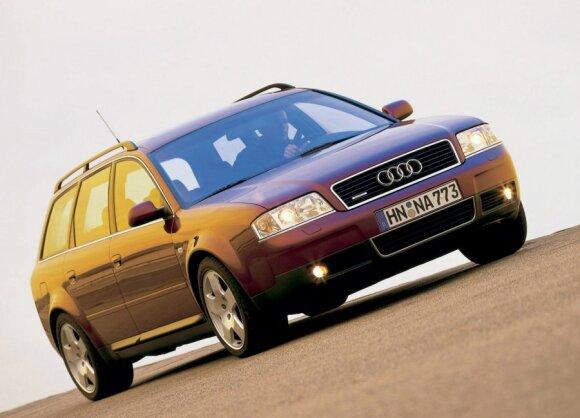 Audi A6 Avant (1998 m.)