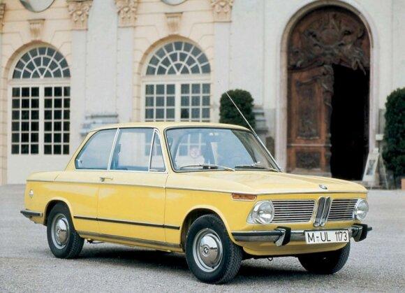 BMW 02 serija (1966 m.)