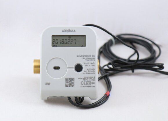 Axioma Metering gamykloje gaminami skaitikliai