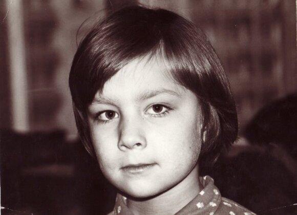 Eugenijus Ostapenko vaikystėje
