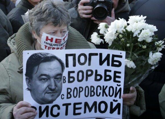 Sergejaus Magnickio atvaizdas