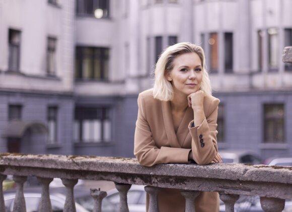 Monika Linkytė, Foto: Justina Rau Photoraphy