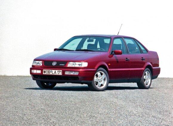 Volkswagen Passat B4 - Delfinas