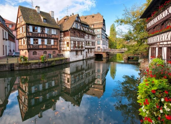 Viešnagė Strasbūre: ką pamatyti per vieną dieną