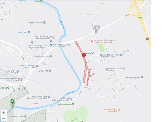 Bus atnaujinta dar viena gatvė Klaipėdoje: atsiras ne tik naujos stotelės, bet ir šviesoforai