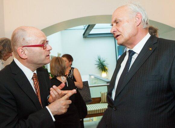 Cornelius Hellis ir Antanas Gailius