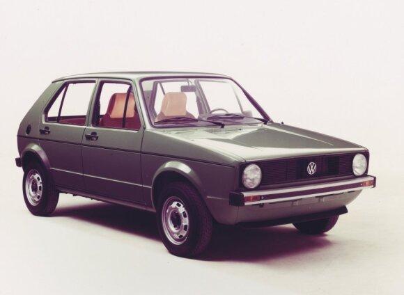 Volkswagen Golf I (1976 m.)