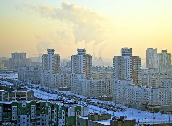 Современный Вильнюс: таким мог быть Минск
