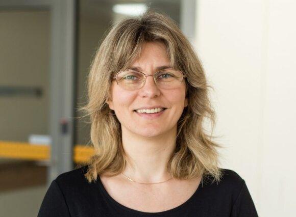 Gydytoja onkologė chemoterapeutė Skaistė Tulytė