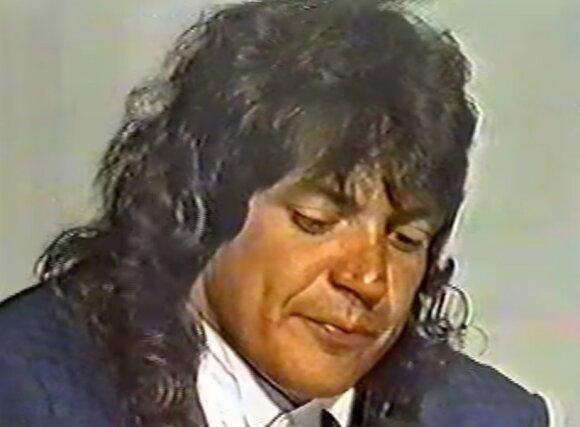 Carlosas Eenrique Raposo, geriau žinomas kaip Carlosas Kaiseris