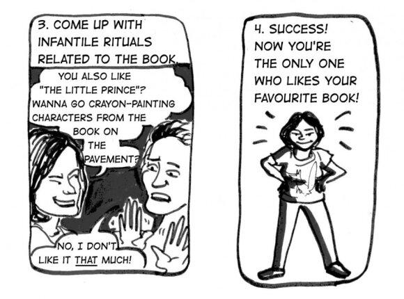 Fakin' Zeitgeist: Your favourite book