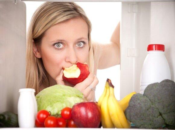 Gydytoja dietologė: kalbos apie tai, jog galima valgyti viską, daugeliui skamba neįtikinamai