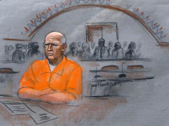 Whitey Bulger teisme