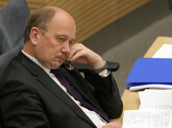 Varšuvos įspėti Lietuvos lenkų politikai sulaukė Kremliaus užtarimo: apkaltino žiaurumu
