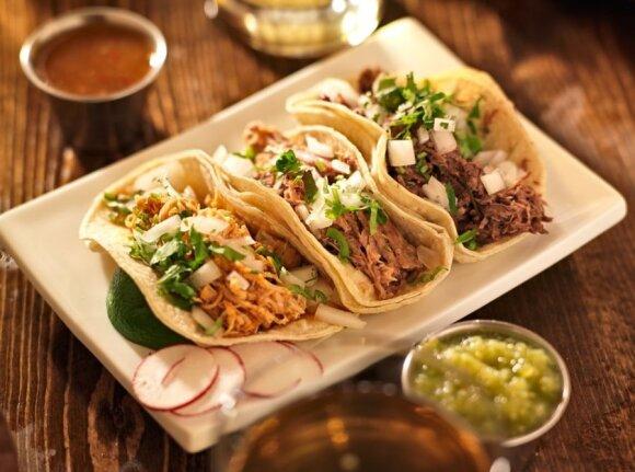 Meksikietieškas maistas