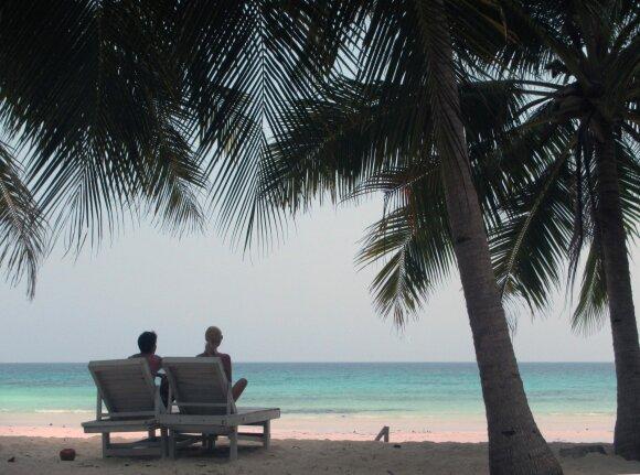 Jūrų čigonų užkariautos salos, į kurias atvykus nenorėsite išvykti