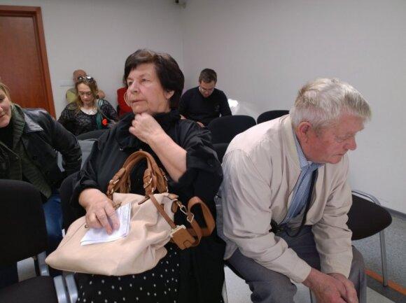 Venckienės tėvai kreipėsi į Nausėdą: prašo keisti kardomąją priemonę ir užtikrinti saugumą