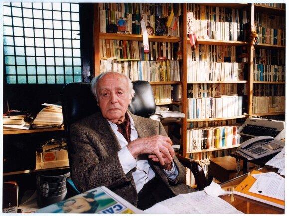Kas jis – Jerzy Giedroycas, vadinamas vienu didžiausių Europos politinių protų