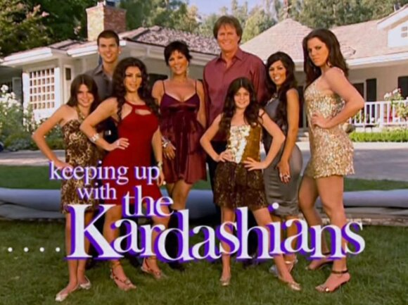 "Realybės šou ""Keeping Up with the Kardashians"""