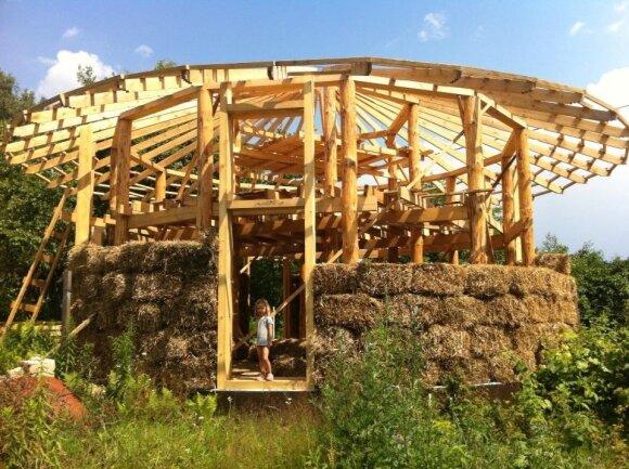 Ekologiško būsto statybos