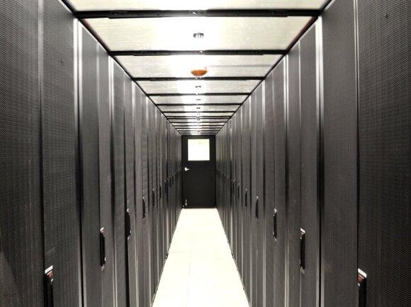 Serverinė