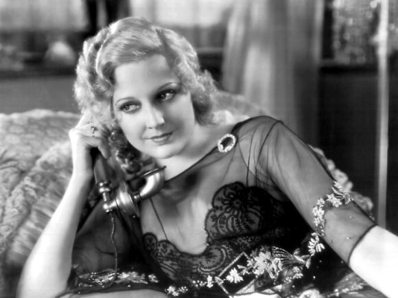 Thelma Todd / Foto: Hollywood Revue