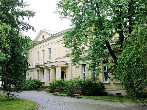 Senasis kino mokyklos pastatas