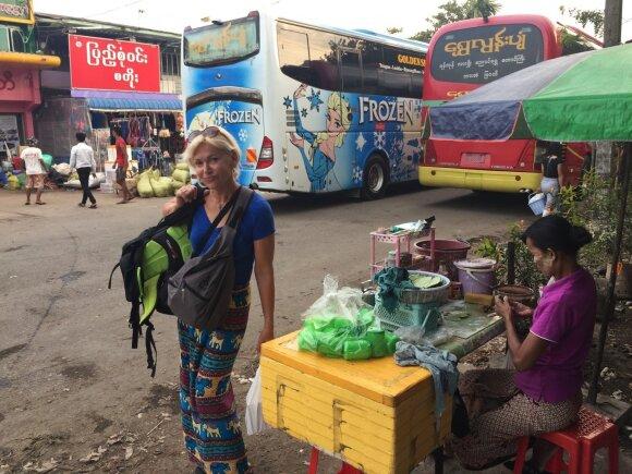 Aziją apkeliavęs lietuvis pasidalijo patirtimi, kaip keliauti pigiau ir paprasčiau