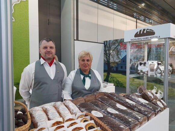 Kisielių šeimos verslas - lietuviškos duonos kepykla