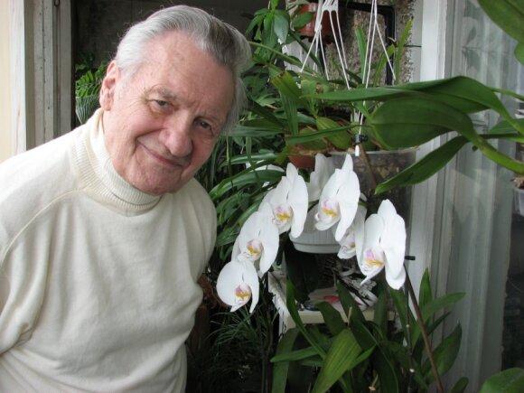 Profesorius Ričardas Kazlauskas