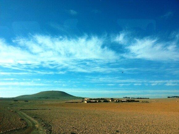 Akimirkos Maroke