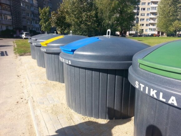 Požeminiai konteineriai