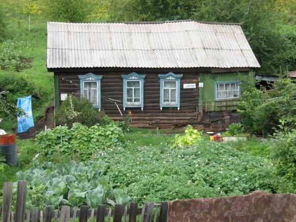 Kelionė į Sibirą: mes laimingi vien todėl, kad ten negyvename
