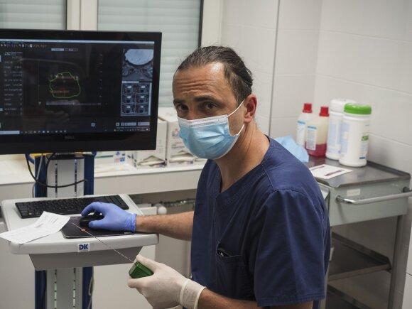 Prostatos vėžio gydymas