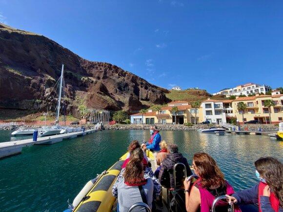 Makaliaus patarimai keliaujantiems į Madeirą: įspūdingiausią Europos kampelį atradau tik dabar