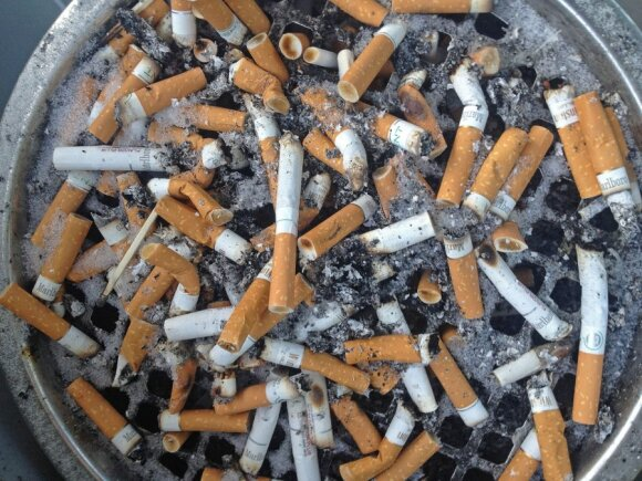 Dauguma rūkalių nori mesti rūkyti, bet bijo tai pripažinti