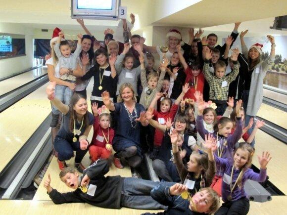 Lietuvių Londono Sičio klubo šventė vaikams