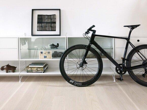 Antanas Marcelionis kasmet išsiruošia, žmonos žodžiais, į rimtus dviračių žygius