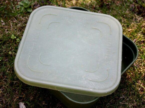 Tinkamiausia dėžutė augalinės kilmės masalams