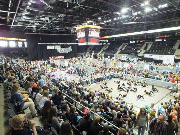 Šiaulių arenoje – nemokamas renginys jaunimui