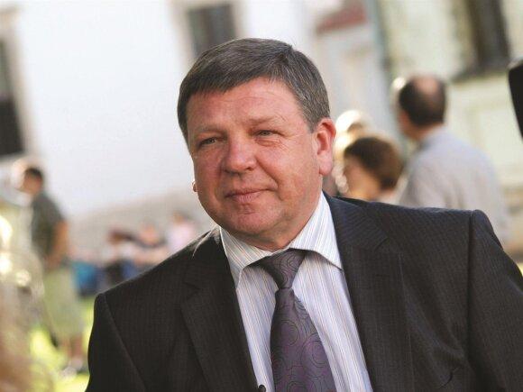 Pažaislio muzikos festivalio idėjos autorius ir pradininkas Justinas Krėpšta.