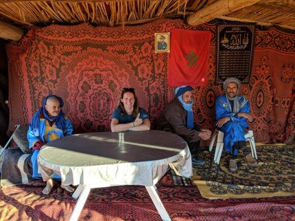 Kelionė Maroke