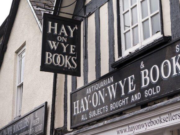 Knygų miestai – atgaiva bibliofilų sieloms