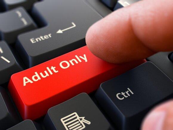 Kaip žinoti, ar potraukis pornografijai jau tapo liguistas?