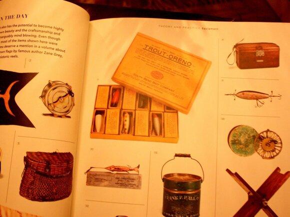 """Knyga apie žūklę ar žvejybos keliones - visada bus šilta """"dovana"""""""